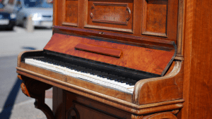 Old Junk Piano - Piano Removal and Disposal Service in Bay Area