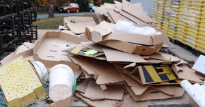 Cardboard Recycling For Businesses - Nixxit