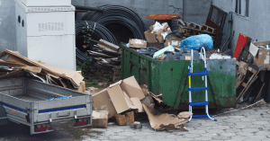 Does Your Business Produce Too Much Garbage? Here's What To Do: On-Demand Excess Waste Removal and Trash Disposal Services