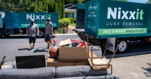 Nixxit Junk Removal Curbside Junk Pickups