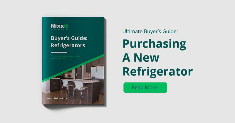 purchasing a new refrigerator guide